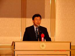 参議院議員 西田 実仁 先生 (公明党)