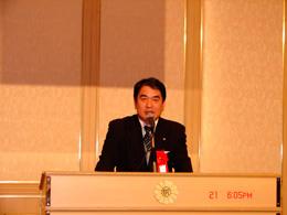 全国公共嘱託登記 司法書士協会協議会 山田猛司会長