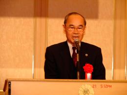 日本弁護士政治連盟 理事長 平山正剛 先生