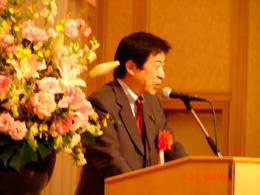 元内閣官房長官 衆議院議員 塩崎恭久先生