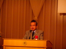 みんなの党代表 衆議院議員 渡辺喜美先生