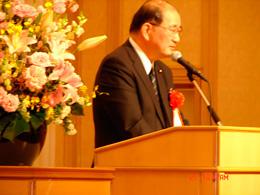 前厚生労働大臣 民主党代議士会会長 衆議院議員 細川律夫先生