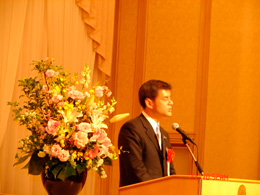 自民党シャドー キャビネット法務大臣 衆議院議員 柴山昌彦先生
