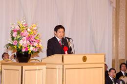 元内閣官房長官 衆議院議員 自民党政調会長代理 塩崎 恭久 先生